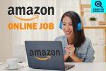Amazon Online Jobs work from Home