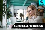 How to succeed in freelancing